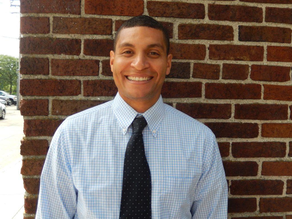John Walker,Assistant Principal, Central High School, Providence