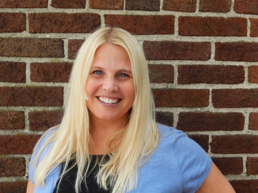 Amy Burns, Principal, Robert F. Kennedy Elementary School
