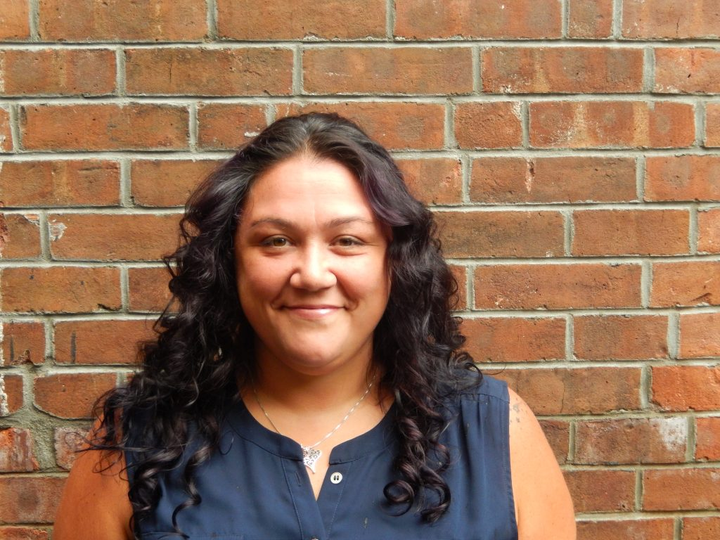 Tonya Costa, Assistant Principal, Martin Luther King School, Providence