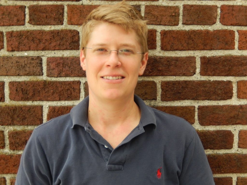 Alex Edelmann, Principal, The Greene School