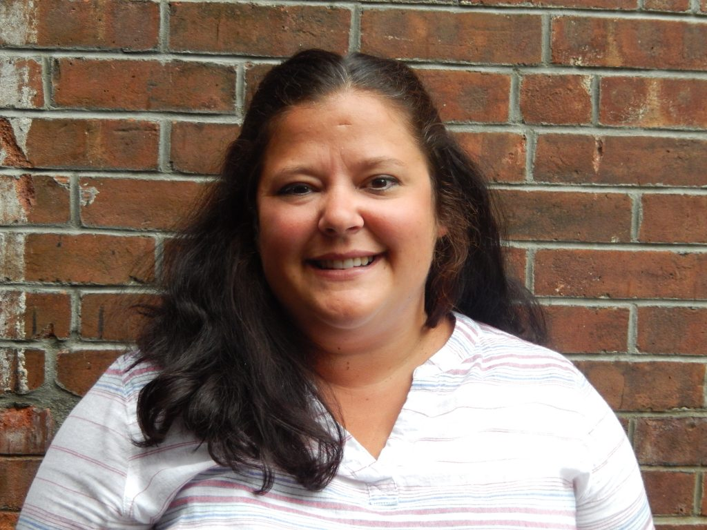 Danielle Laurie, Student Support Specialist, Portsmouth School District