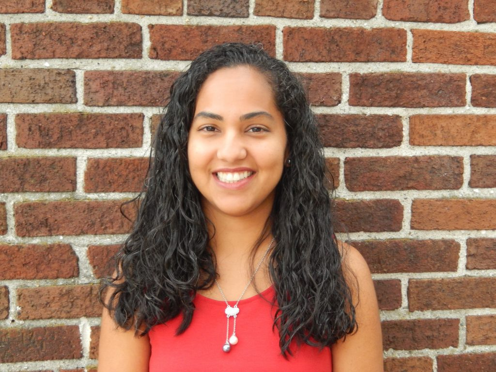 Danira Ortiz, Principal, Coleman Elementary, Woonsocket