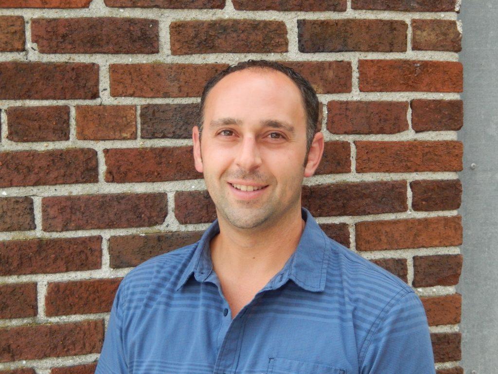 Greg Pavlisko, Assistant Principal, Esek Hopkins Middle School