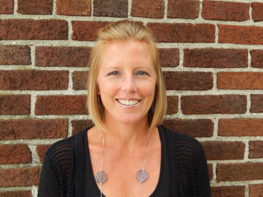 Rachel Salvatore, Assistant Principal, Halliwell Elementary North Smithfield