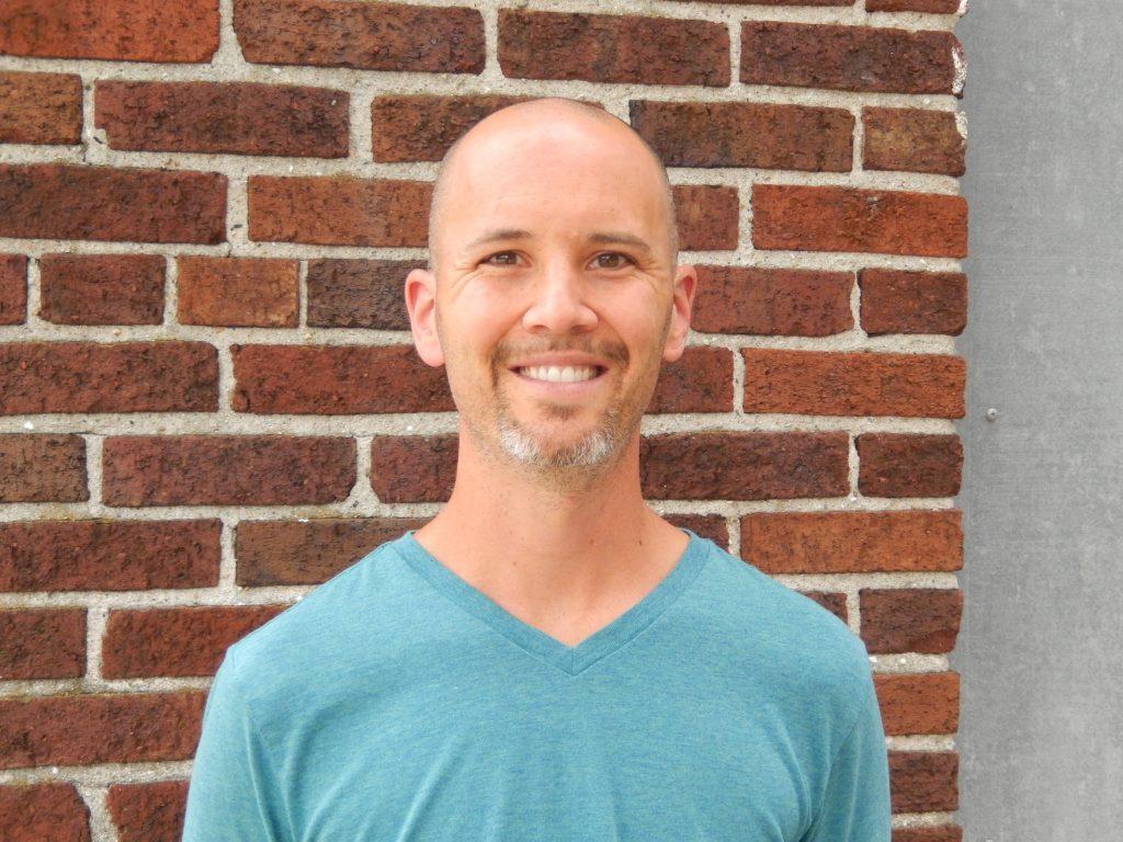 John Schmidt, Principal, RI Alternative Program