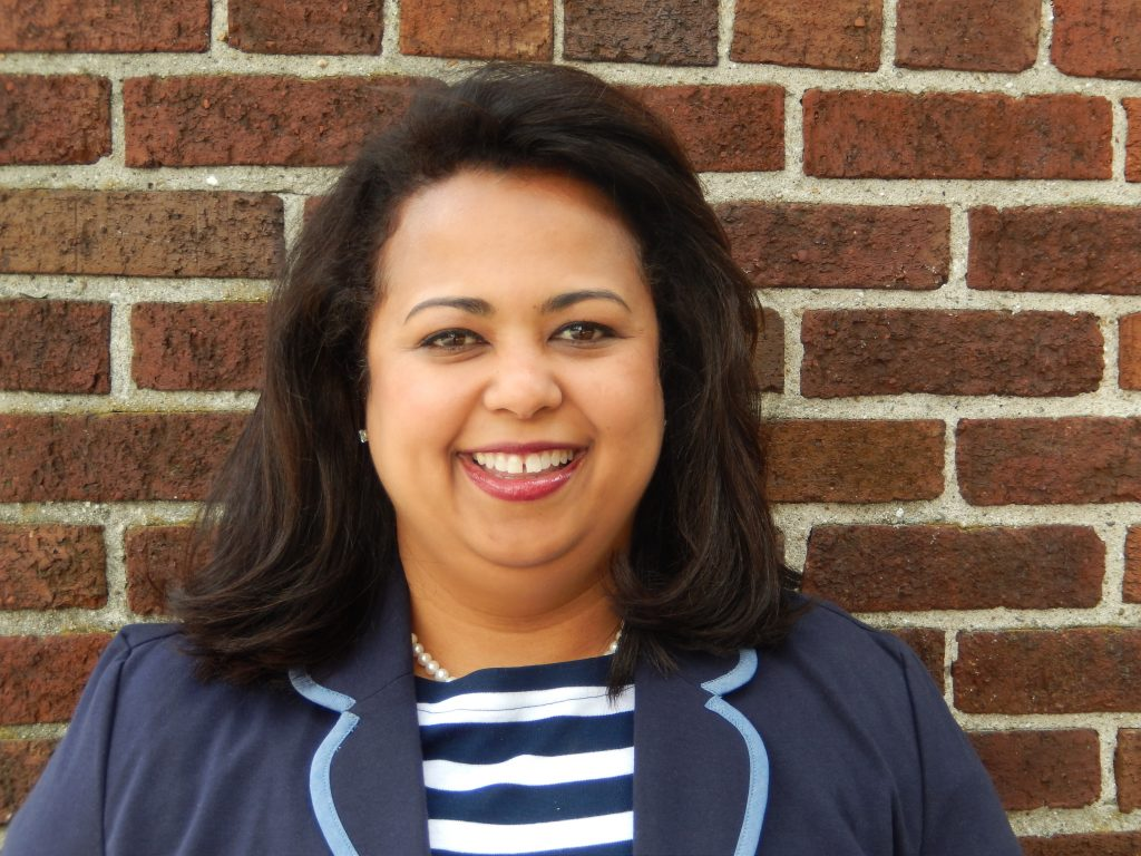 Cynthia Torres, Assistant Principal, West Broadway Middle School, Providence