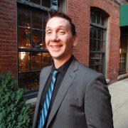 Timothy Milisauskas, Principal, Calcutt Middle School, Central Falls
