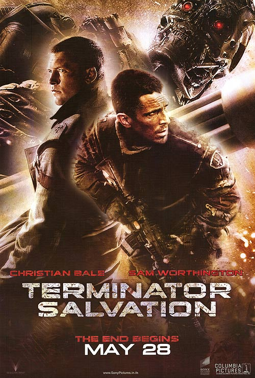- POSITION: ProducerSTUDIO: Warner Bros/Sony PicturesYEAR: 2009GENRE: Action, Adventure, Sci-FiPLOT: A mysterious new weapon in the war against machines, half-human and half-machine, comes to John Connor on the eve of a resistance attack on Skynet. But whose side is he on, and can he be trusted?DIRECTOR: McGCAST: Christian Bale, Sam Worthington, Moon Bloodgood, Helena Bonham Carter, Anton Yelchin, Bryce Dallas Howard, CommonLOCATION: Albuquerque/Santa Fe/Taos, New Mexico; CA, USAIMDBIMDB PROTRAILERBEHIND THE SCENESBOX OFFICE MOJOSTREAMING