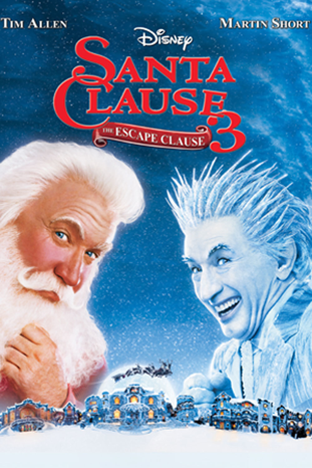 - POSITION: ProducerSTUDIO: Walt Disney PicturesYEAR: 2006GENRE: Adventure, Comedy, FamilyPLOT: Santa, aka Scott Calvin, is faced with double-duty: how to keep his new family happy, and how to stop Jack Frost from taking over Christmas.DIRECTOR: Michael LembeckCAST: Tim Allen, Elizabeth Mitchell, Eric Lloyd, Spencer BreslinLOCATION: British Columbia/Alberta, CanadaIMDBIMDB PROTRAILERBEHIND THE SCENESBOX OFFICE MOJOSTREAMING