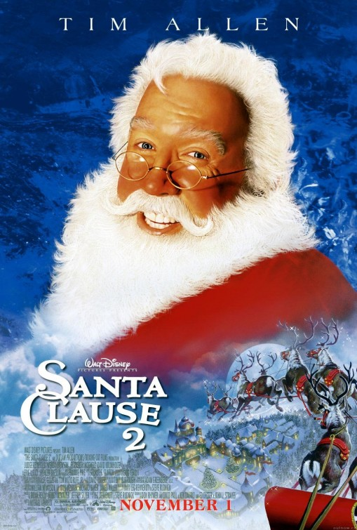 - POSITION: ProducerSTUDIO: Walt Disney PicturesYEAR: 2002GENRE: Comedy, Family, FantasyPLOT: Scott Calvin has been a humble Santa Claus for nearly ten years, but it might come to an end if he doesn't find a Mrs Claus.DIRECTOR: Michael LembeckCAST: Tim Allen, Elizabeth Mitchell, David Krumholtz, Eric Lloyd, Spencer BreslinLOCATION: British Columbia/Alberta, CanadaIMDBIMDB PROTRAILERBOX OFFICE MOJOSTREAMING