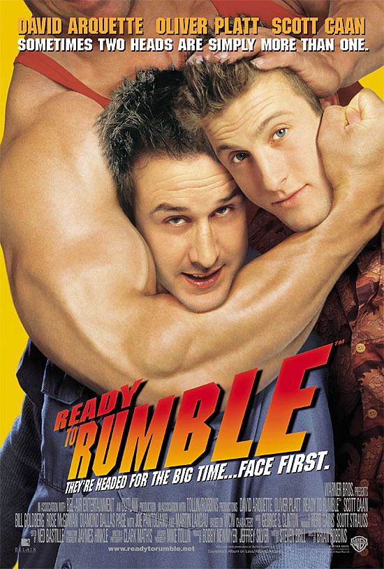 - POSITION: ProducerSTUDIO: Warner BrosYEAR: 2000GENRE: Comedy, SportPLOT: Two slacker wrestling fans are devastated by the ousting of their favorite character by an unscrupulous promoter.DIRECTOR: Brian RobbinsCAST: David Arquette, Oliver Platt, Scott Caan, Bill Goldberg, Rose McGowanLOCATION: Los Angeles, California, USAIMDBIMDB PROTRAILERBOX OFFICE MOJOSTREAMING