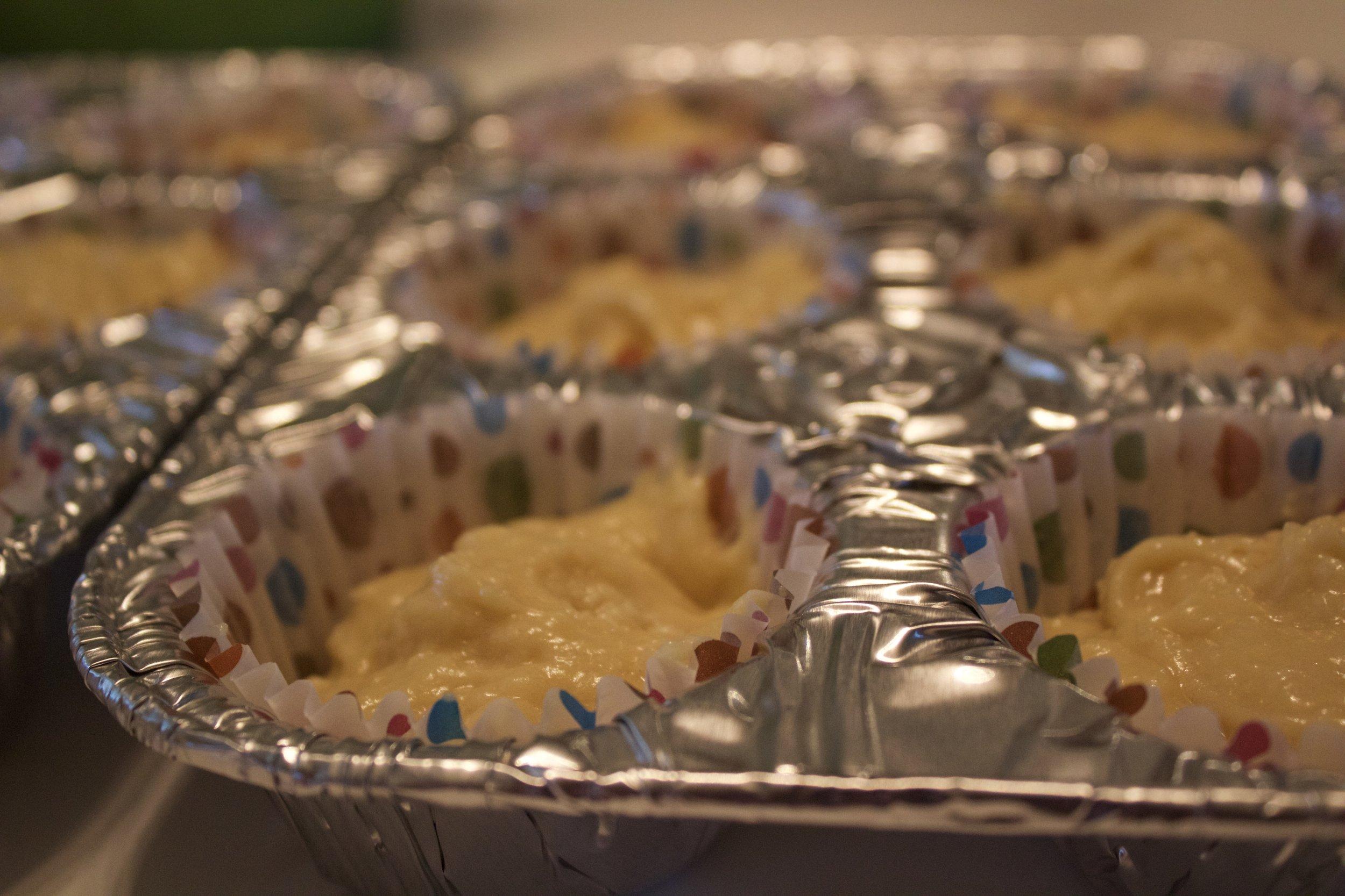 bake my pretties, bake!