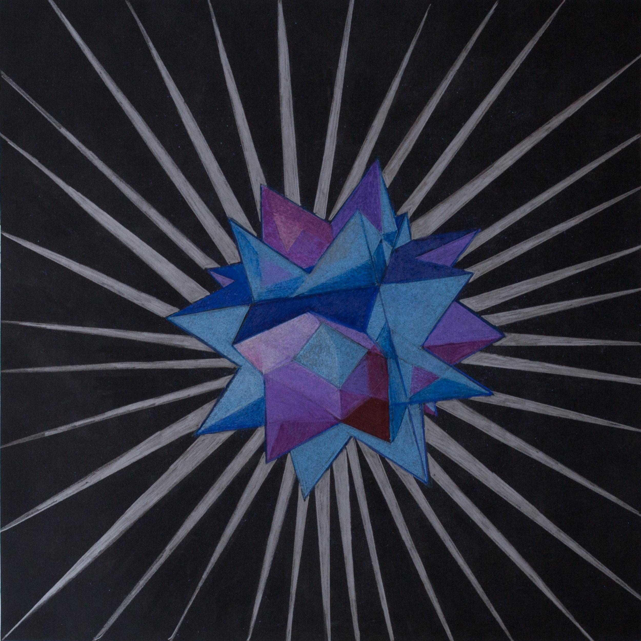 Rotating Purple Star Study, 2018