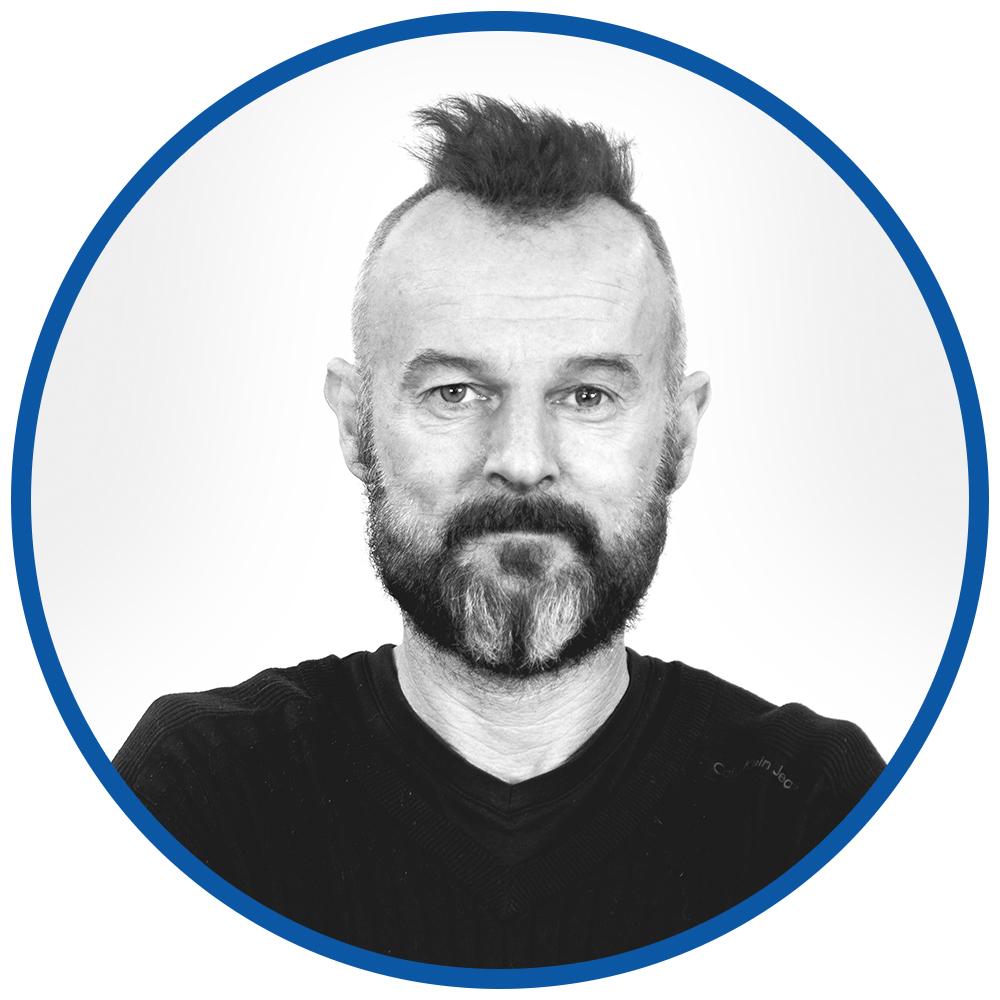 Robertus Van de laar - Driver