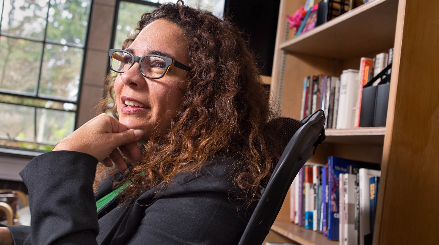 Interrupting privilege - June 6, 2019 - UW Professor of Communication Ralina Joseph is teaching people to talk about race across racial and generational lines.Read the article here