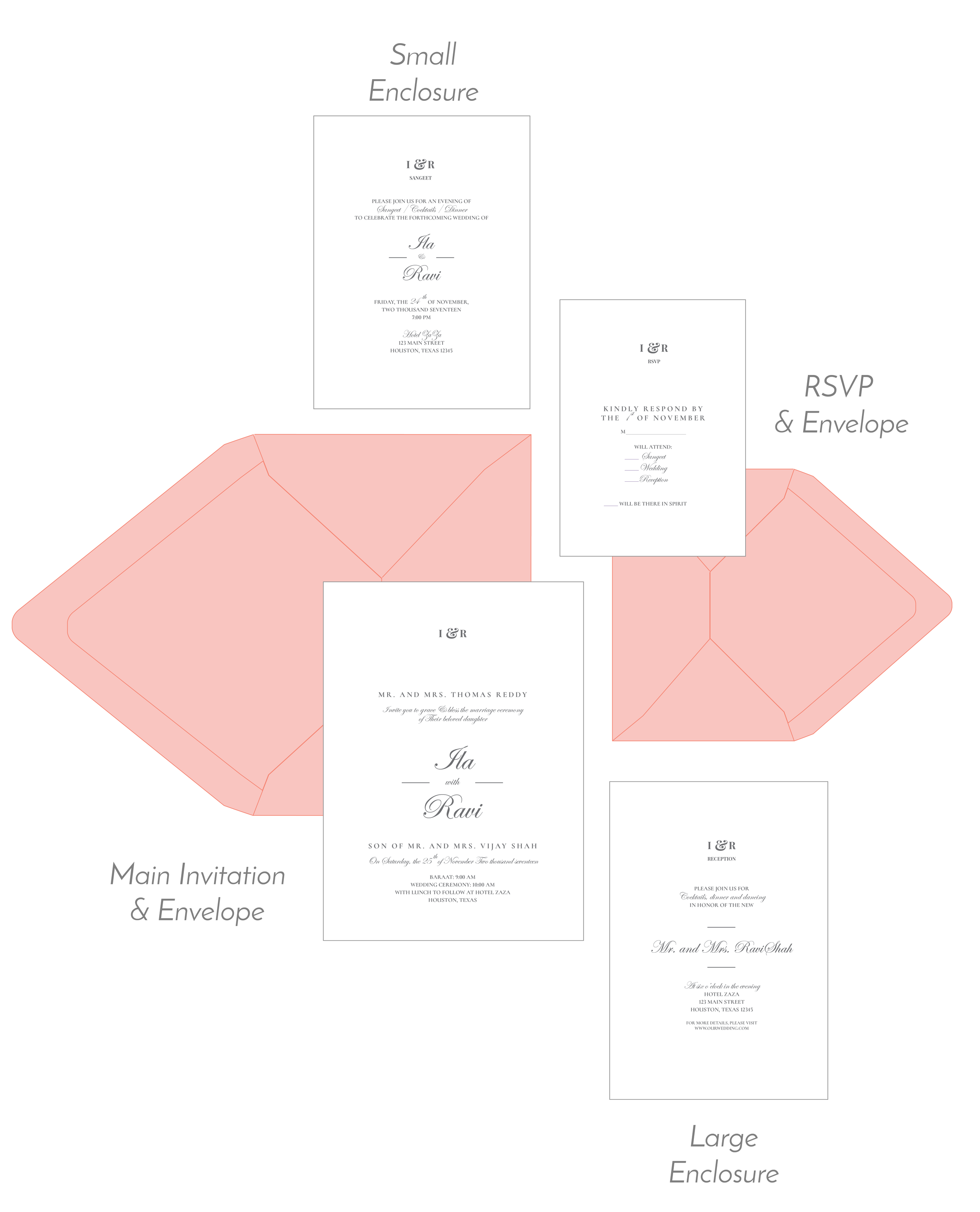 Invitation Components