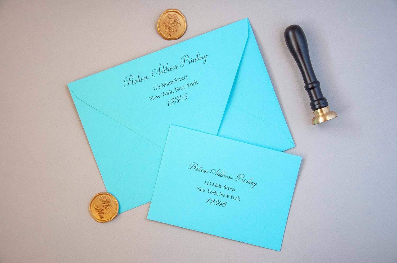 Copy of Address Printing