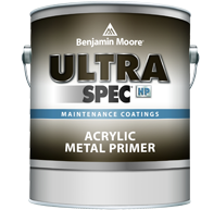 Ultra Spec HP Acrylic Metal - Primer (FP04) - Ultra Spec® HP D.T.M. Acrylic Enamels provide excellent rust inhibition for superior corrosion control and protection for metal substrates.