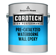 Pre-Catalyzed Waterborne Wall Epoxy - Semi-Gloss (V341) - Multipurpose paints that blend rugged protection, lower VOC and easy application.