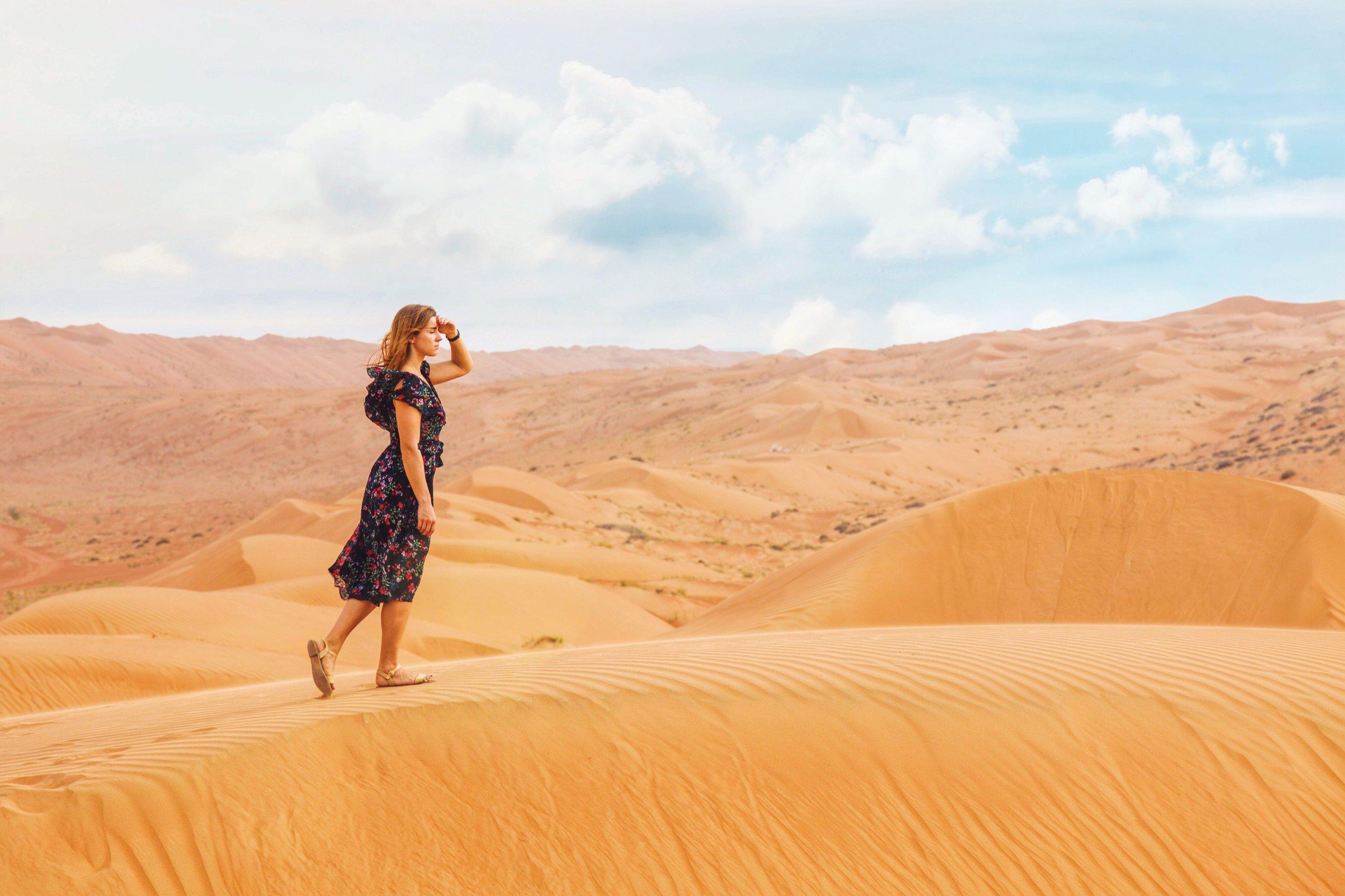 Desert tours -