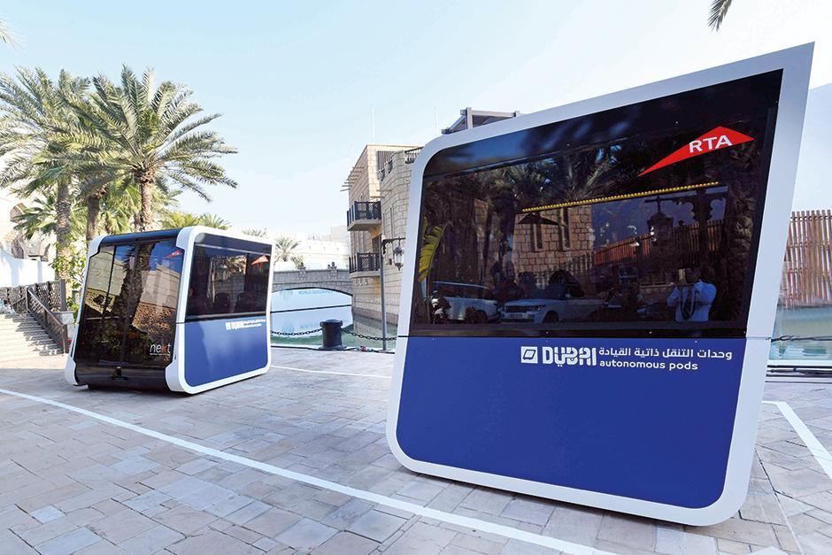 Image courtesy RTA, Dubai