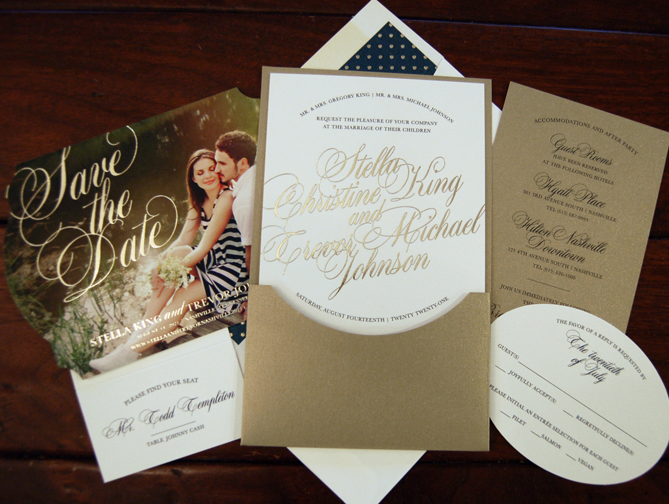 Wedding Invitation Houston