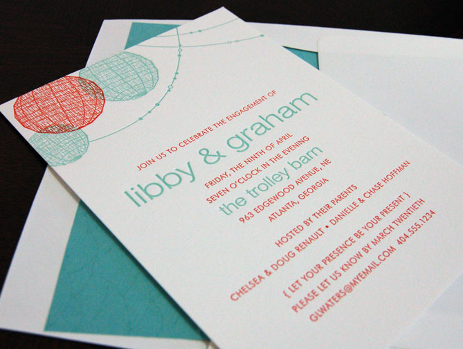 Party Invitations Houston