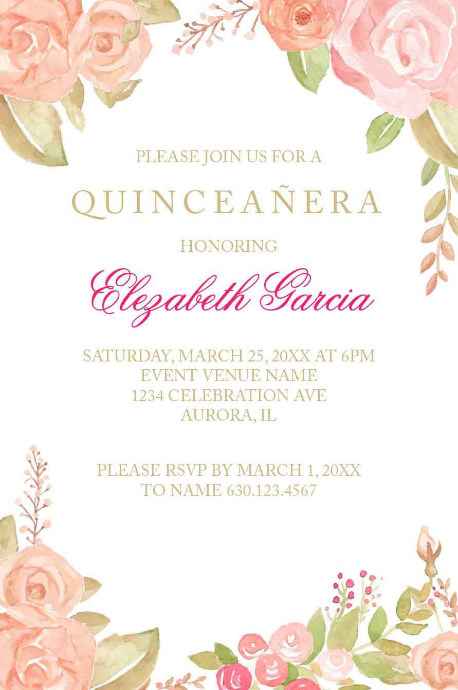 Quince Invitations Houston