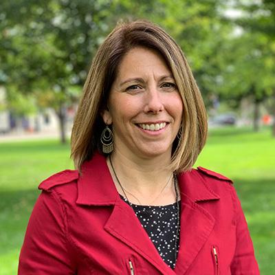 Anne Saffert—Finance & Operations Director