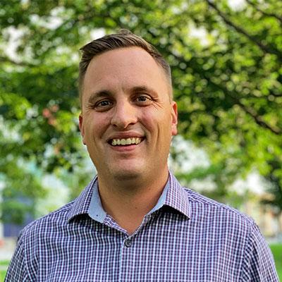 Marcus Starr—Program & Database Manager