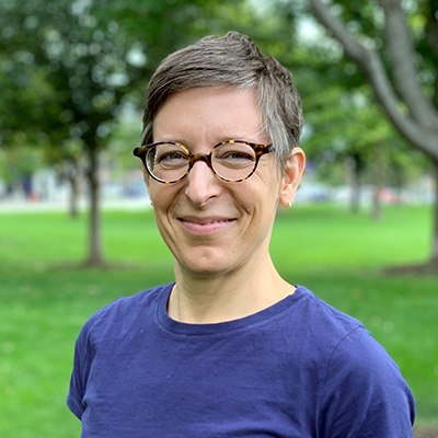 Katie Parke-Reimer—Communications Specialist