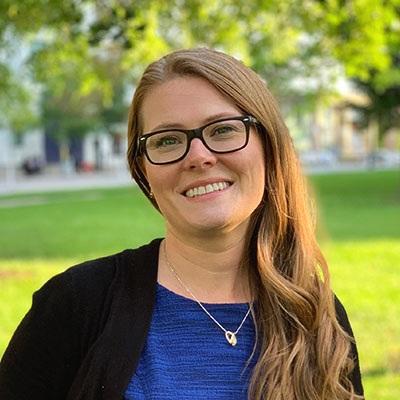 Liz Deering—Communications Director