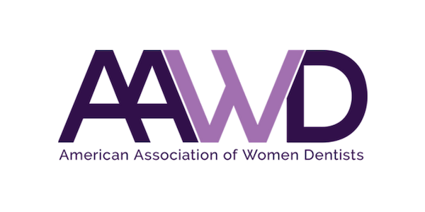 American Association of women dentists Logo - West Ridgewood Dental Professionals.png