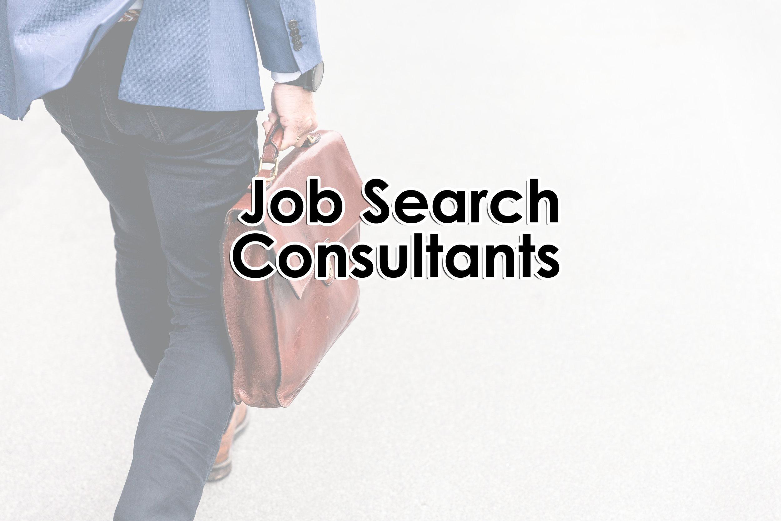 Job Search Consultants