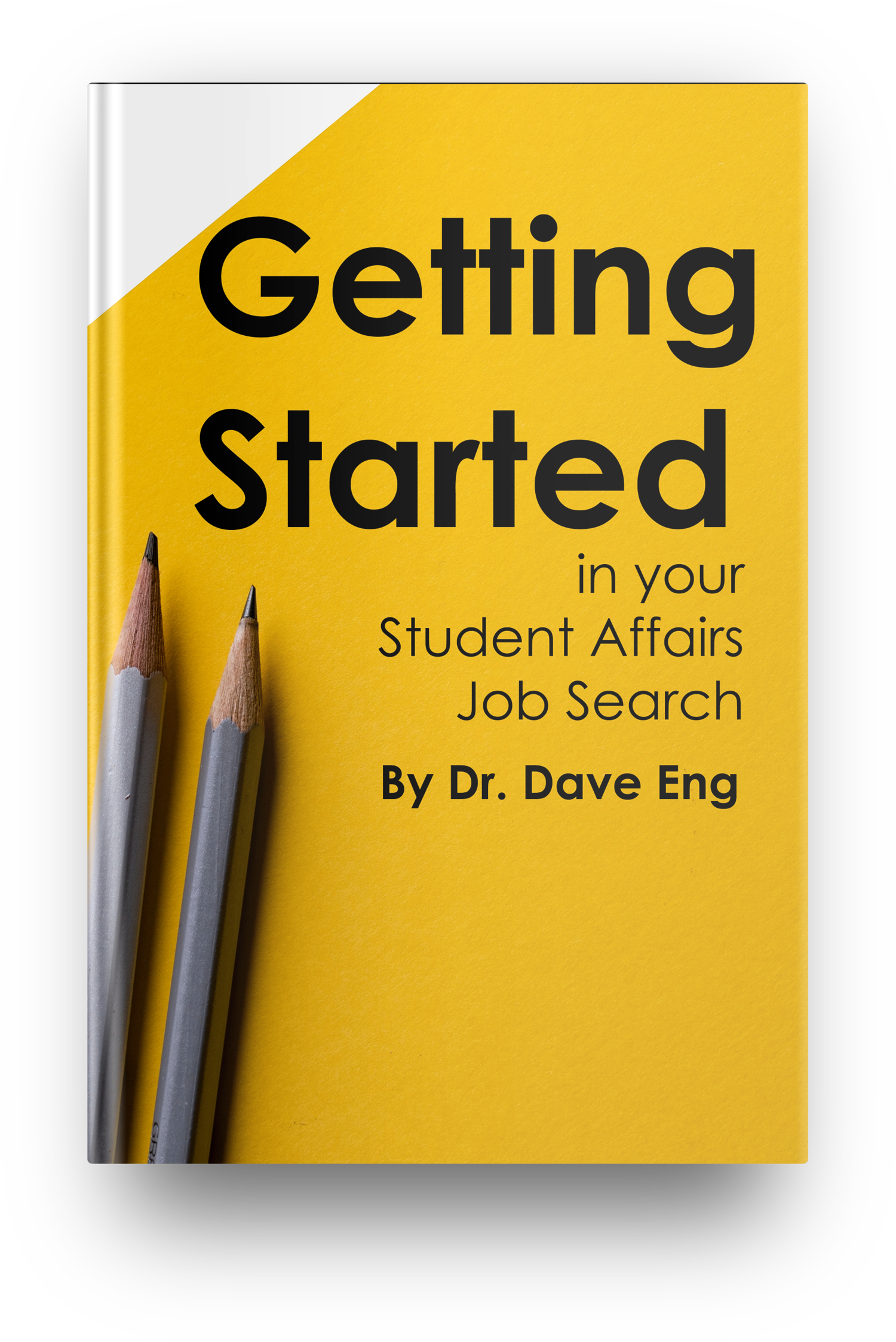 Getting Started in your Student Affairs Job Search - Download the FREE eBook