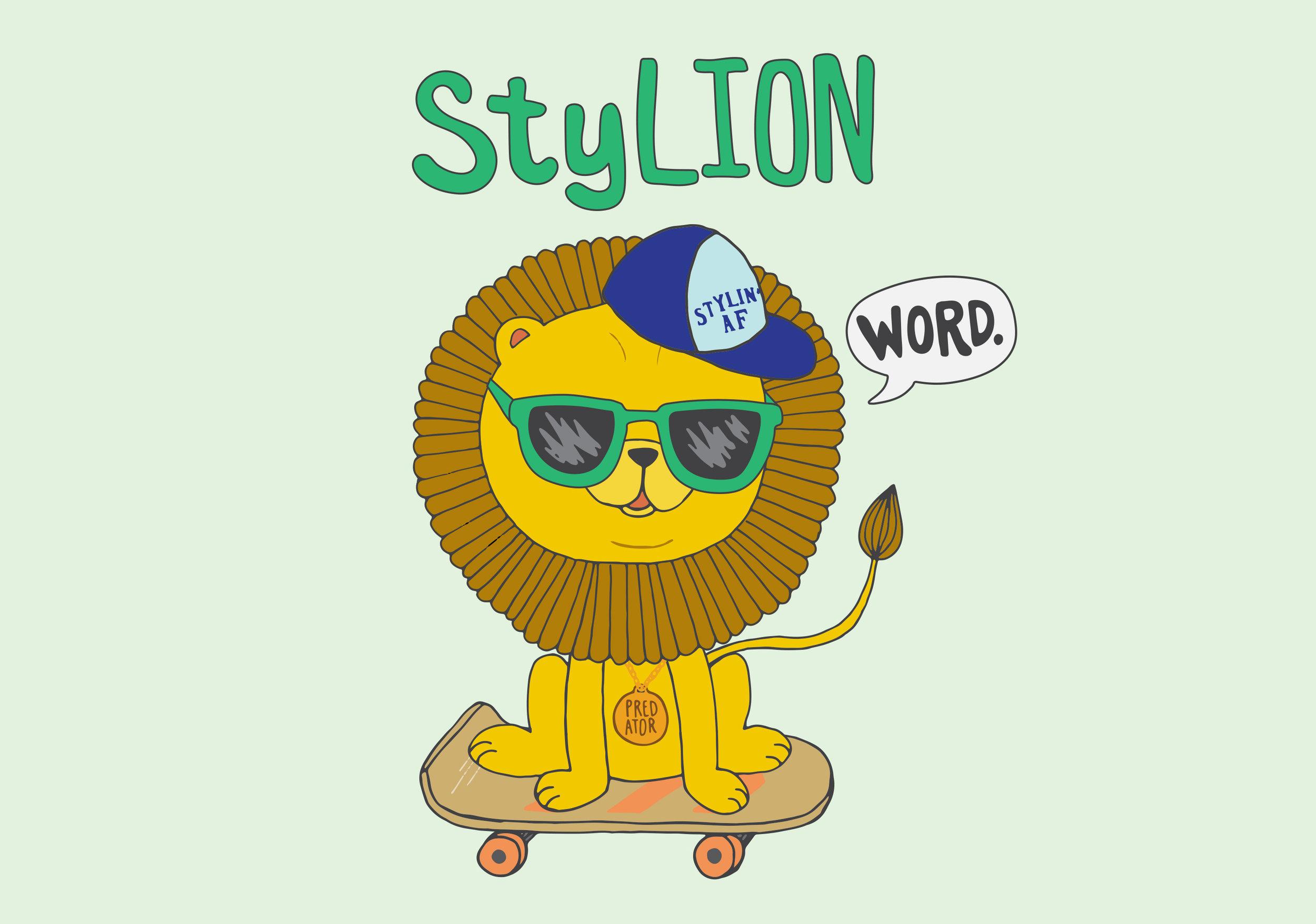 StyLionIllustration