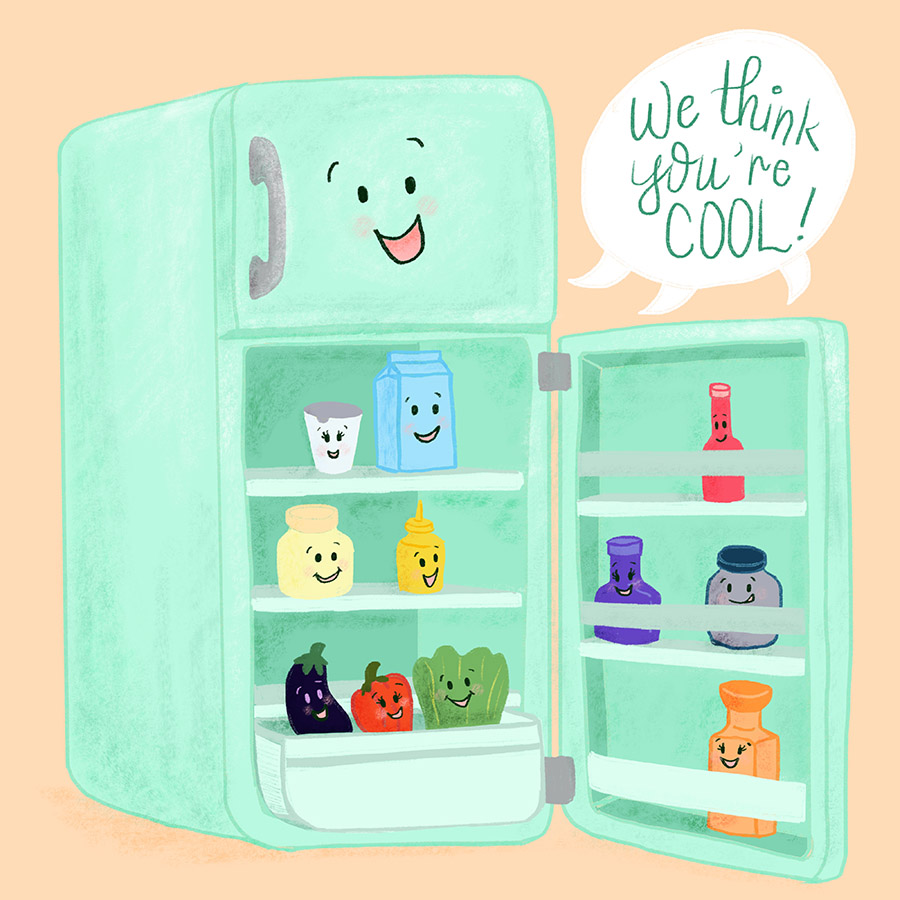 Punny Illustrations - Objects
