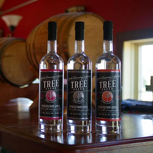 Tree Vodka -