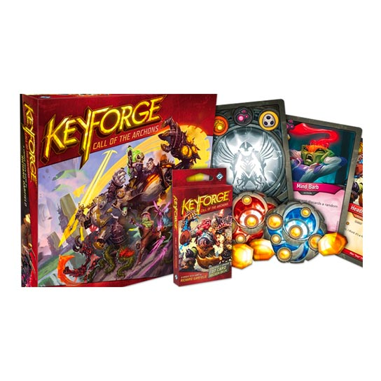 Keyforge TCG by Fantasy Flight Games