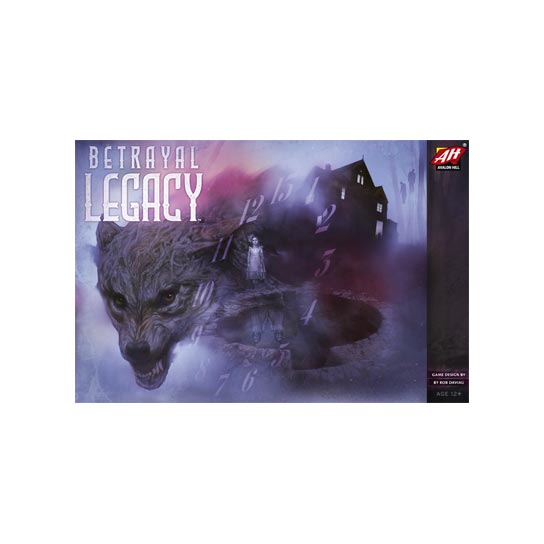 Betrayal Legacy by Avalon Hill