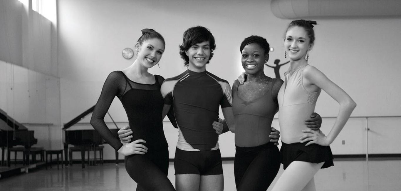 Alumni — The Rock School for Dance Education