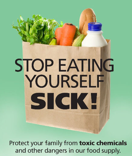 Stop eating yourself sick!
