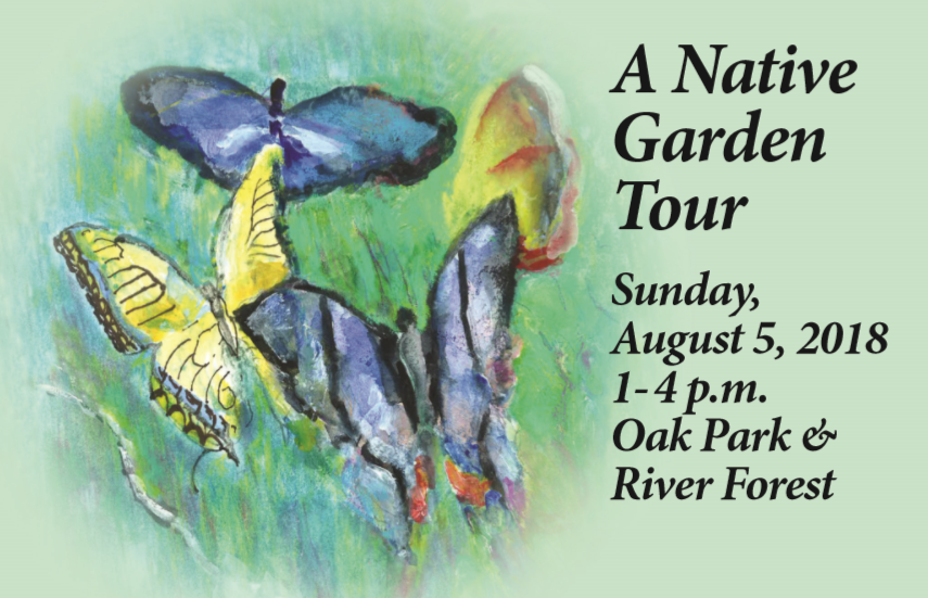 West Cook Wild Ones Native Garden Tour on August 5, 2018.