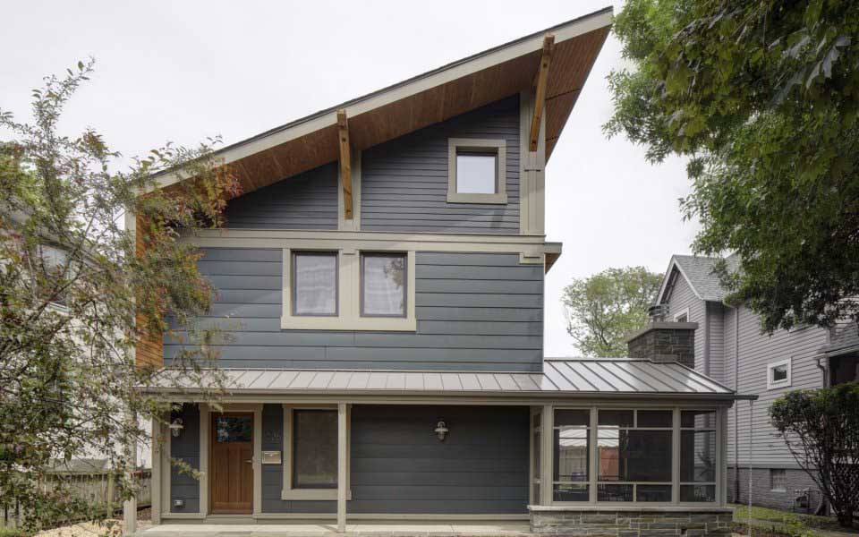 Right-Sized Home at 1026 Clinton Ave., in Oak Park, will be open for viewing.