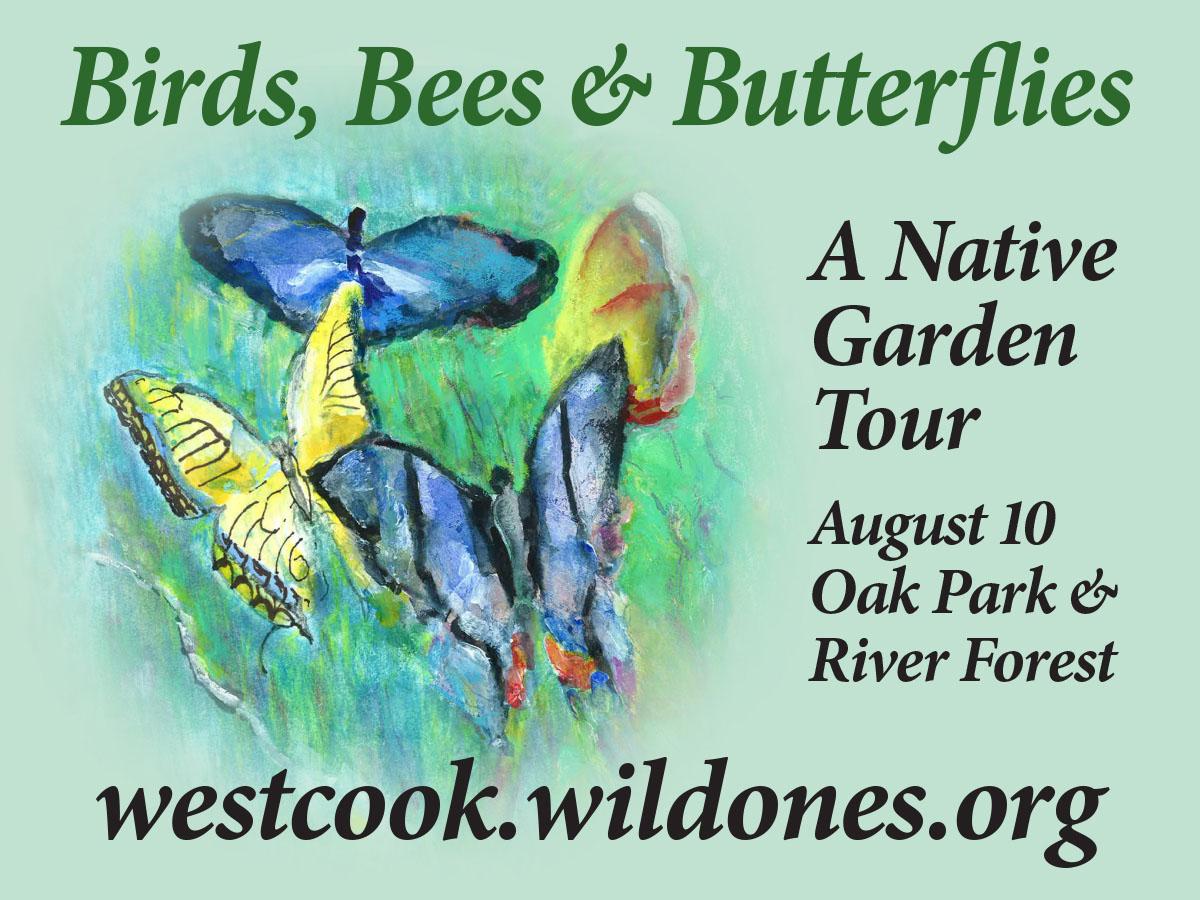 Native Garden Tour poster