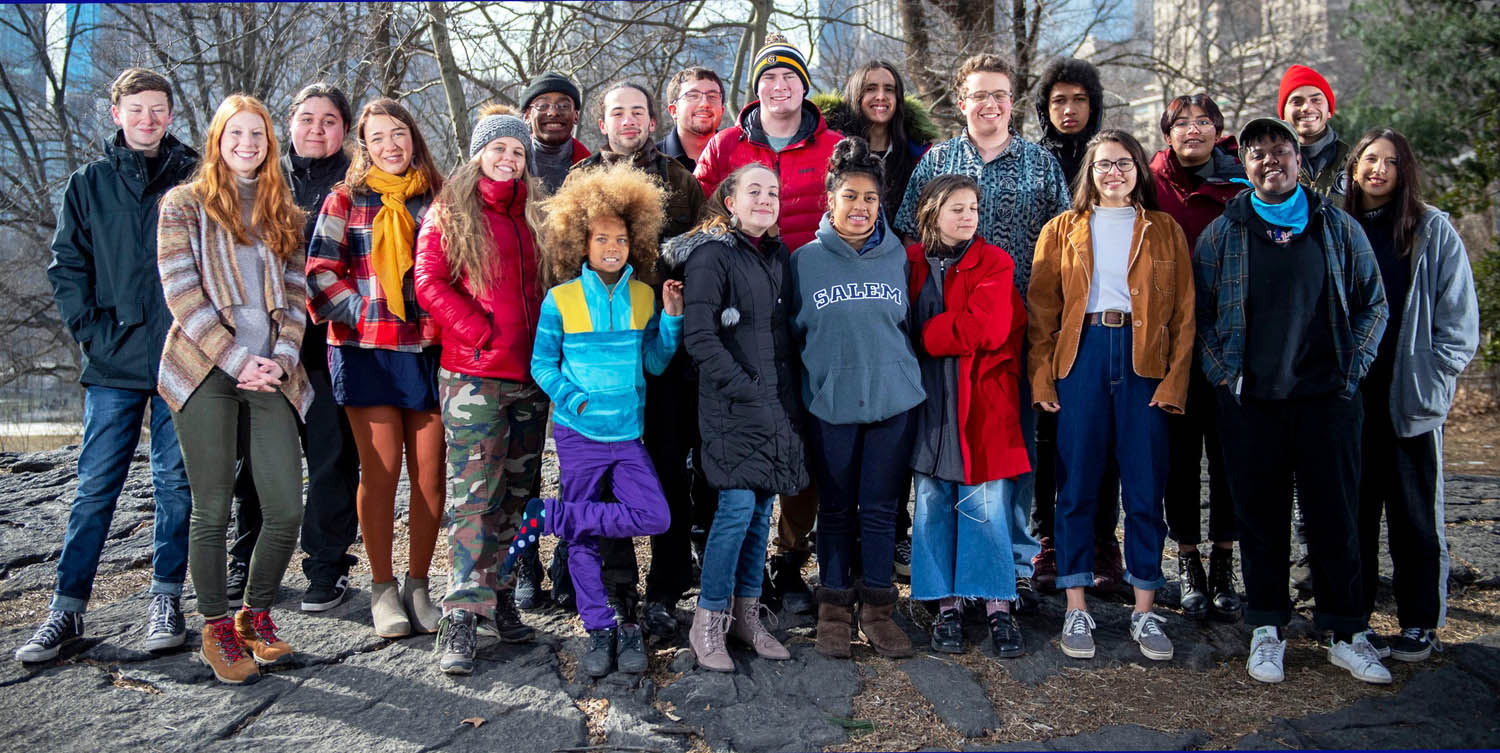 Twenty-one youth are suing the U.S. government for allowing the climate to become unstable and unsafe.