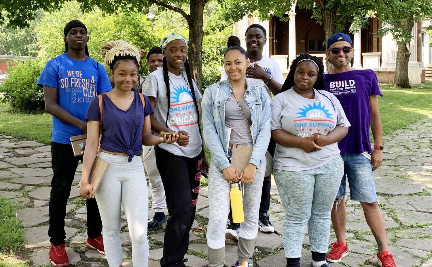 BUILD and Austin Grown Cohort of Students