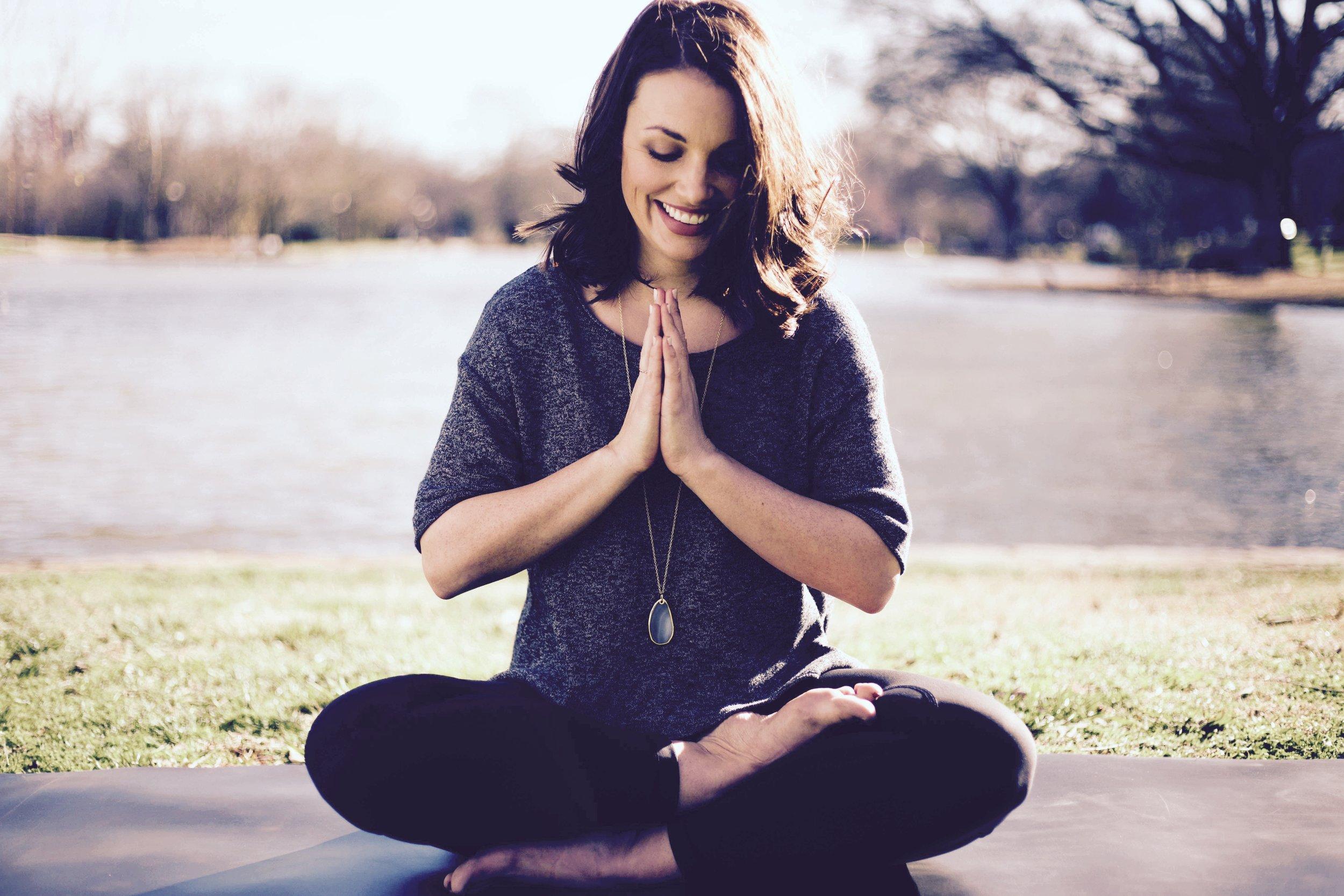 Emily Robinson  CYT-500, RYT-200, Health & Wellness Coach Specializing in Yoga Therapy, Trauma-Sensitive Yoga & Pre-/Postnatal Yoga