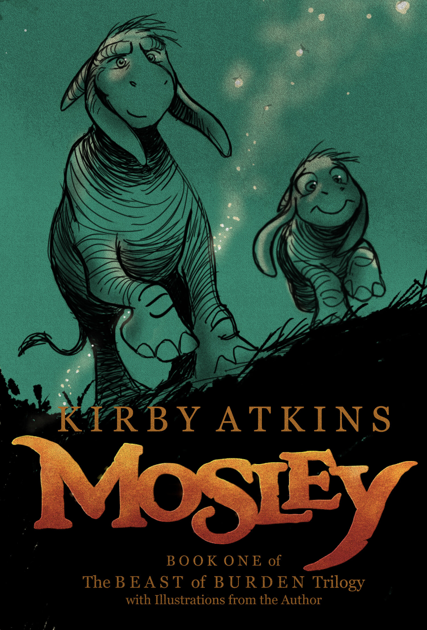 """The Novel… - There are many different ways to tell a story.In the thick of storyboarding and editing """"Mosley,"""