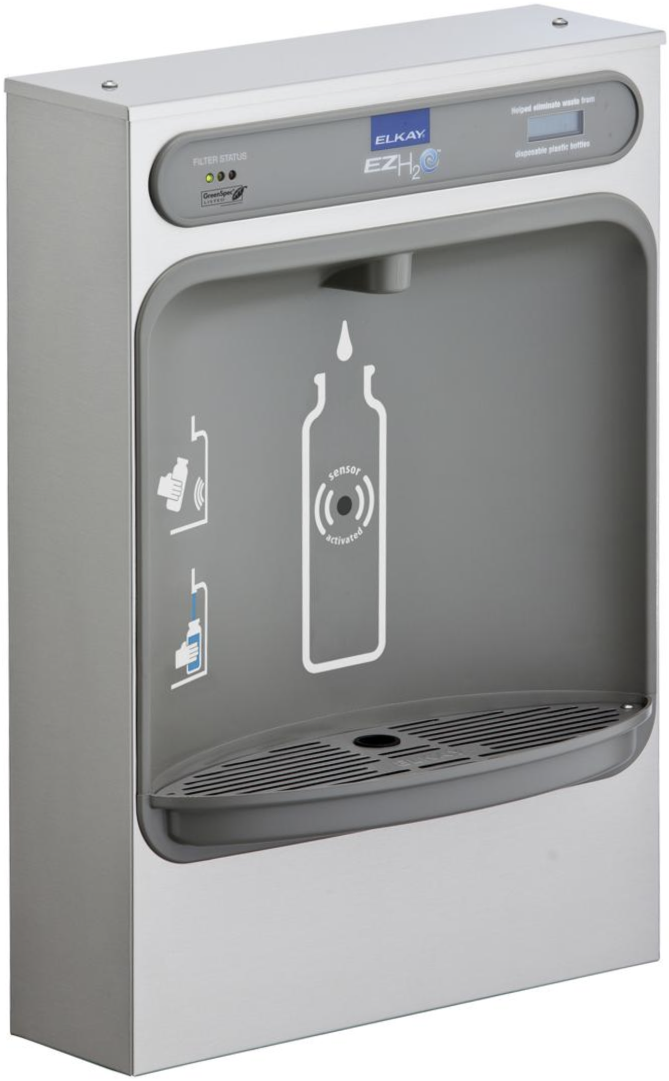 Elkay EZH2O water bottle refill station.png